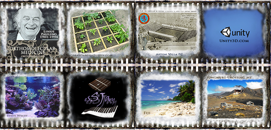 Film Strip hobby squares